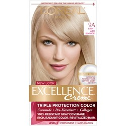 L'Oreal Paris Excellence Triple Protection Permanent Hair Color