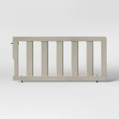 Delta Children Toddler Guardrail - Textured Limestone