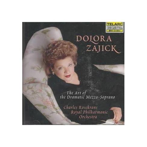 Dolora Zajick - Art of the Dramatic Mezzo-Soprano (CD) - image 1 of 1