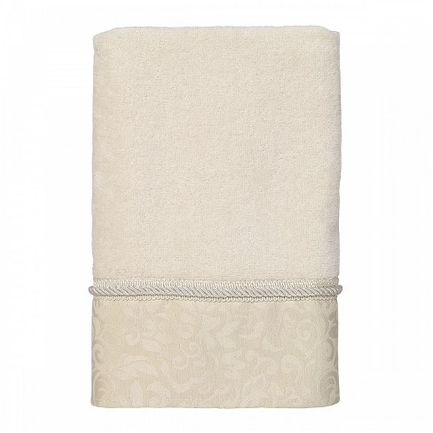Avanti Manor Hill Hand Towel - Ivory Beige - image 1 of 1