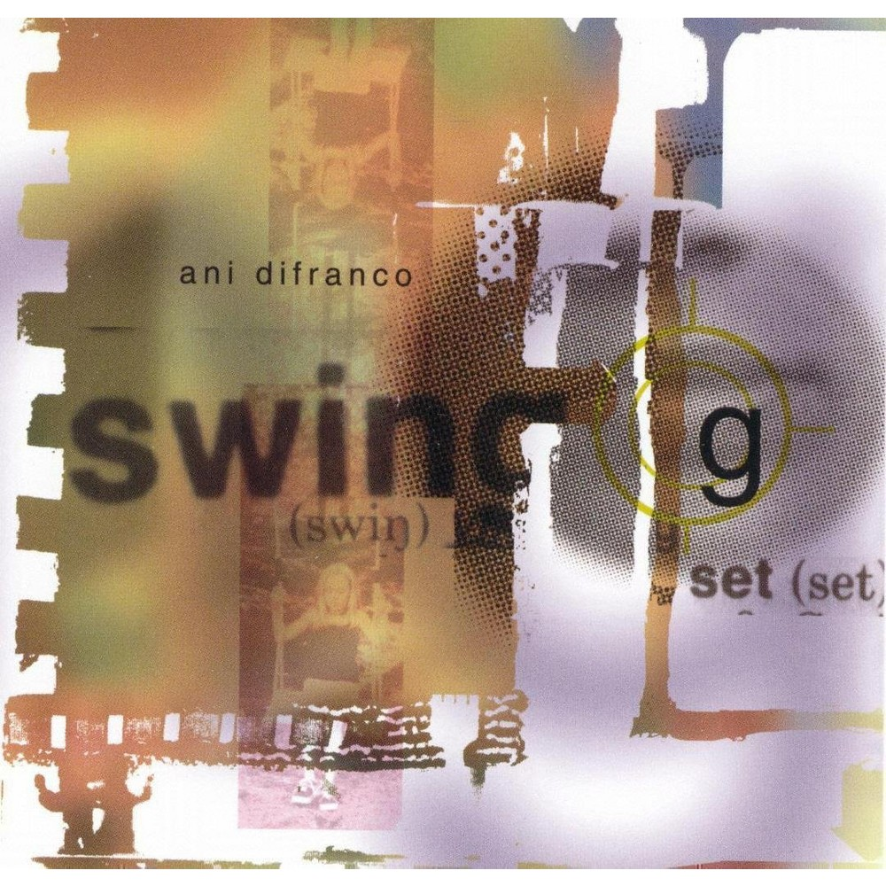 Ani Difranco - Swing Set (CD)