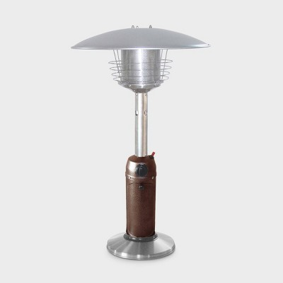 Garden Sun Tabletop Patio Heater - Black - AZ Patio Heaters