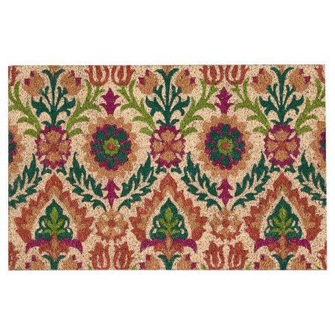 "Clay Santa Marie Greetings Accent Rug (1'6""x2'4"") - Waverly® - image 1 of 1"