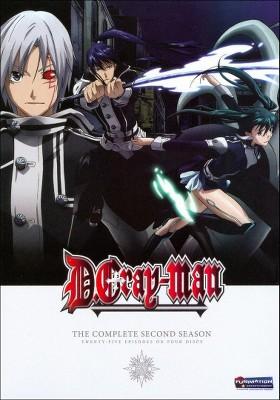 D Grayman: Season 2 (DVD)(2011)
