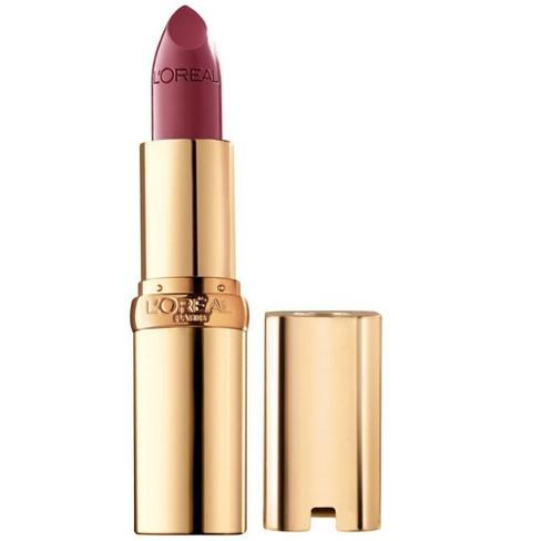 L'Oreal Paris Colour Riche Original Satin Lipstick For Moisturized Lips - 0.13oz - image 1 of 4