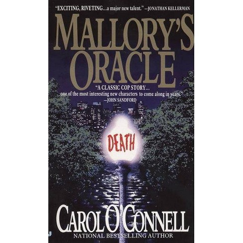 Mallory's Oracle - (Kathleen Mallory Novels (Paperback)) by  Carol O'Connell (Paperback) - image 1 of 1