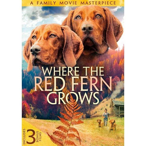 Where the Red Fern Grows (DVD) - image 1 of 1