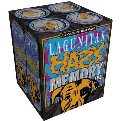 Lagunitas Hazy Memory IPA Beer - 4pk/16 fl oz Cans