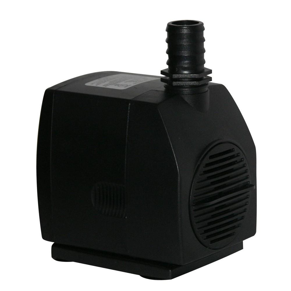 Alpine Stream Pump With 6 39 Cord Black