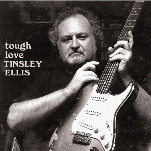 Tinsley ellis - Tough love (CD) - image 1 of 2