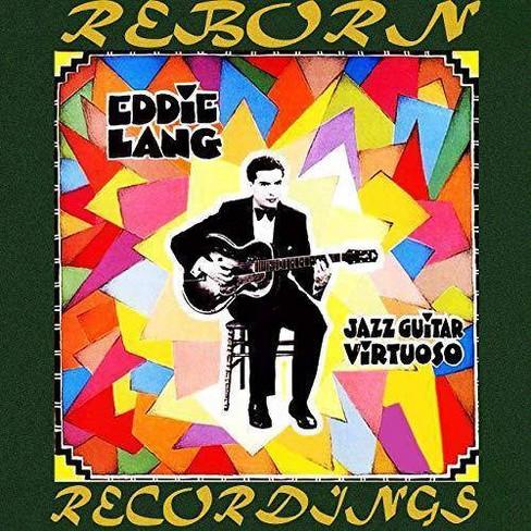 Eddie Lang - Jazz Guitar Virtuoso (CD) - image 1 of 1