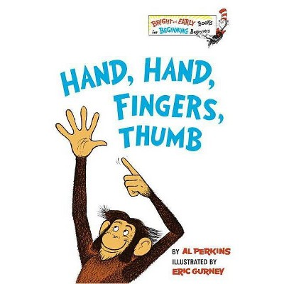 Hand, Hand, Fingers, Thumb by Al Perkins (Hardcover)