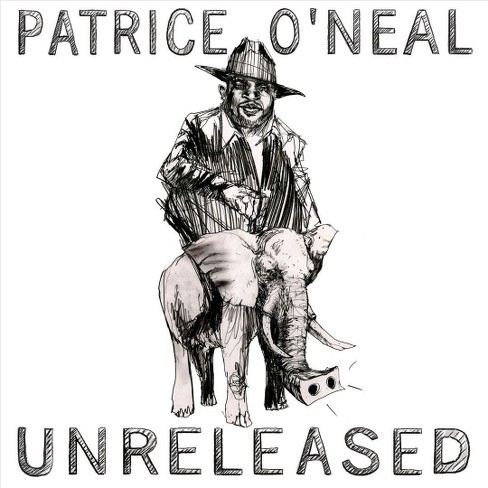 Patrice o'neal - Unreleased (CD) - image 1 of 1