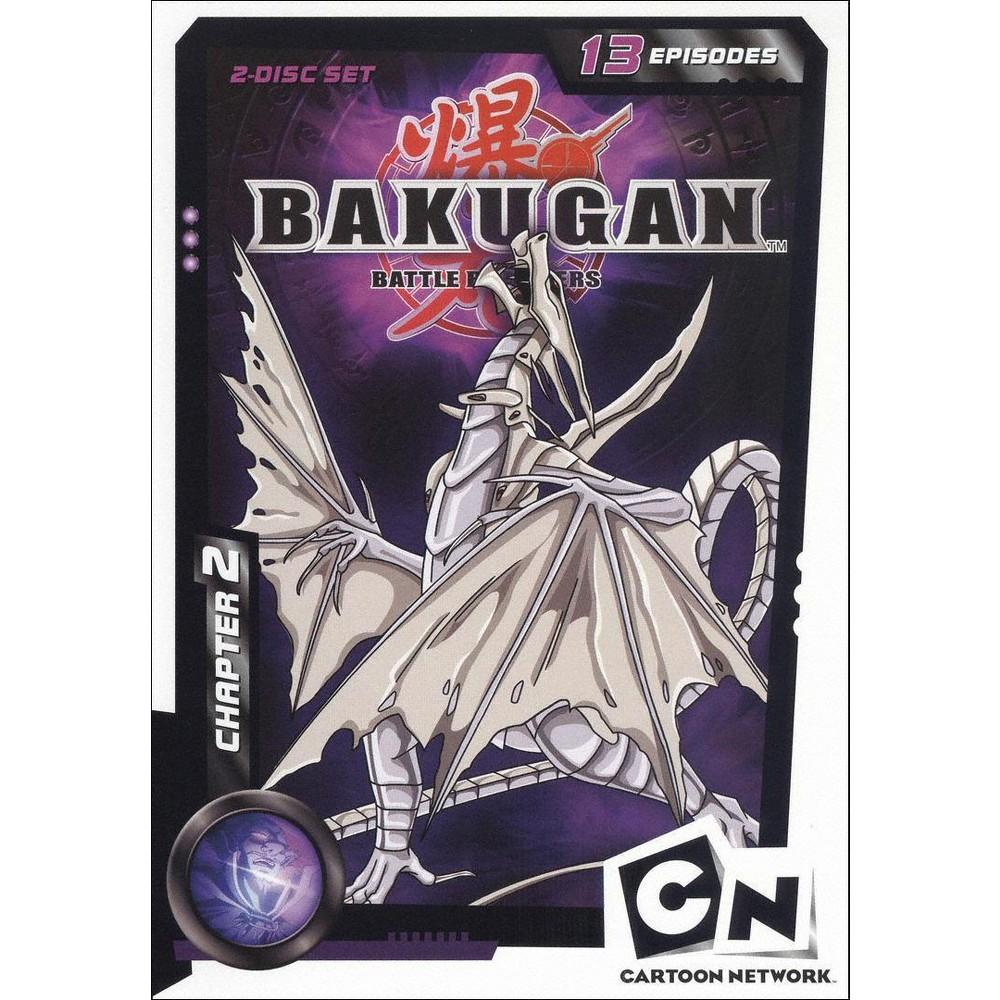 Bakugan: Chapter 2 (2 Discs) (dvd_video)