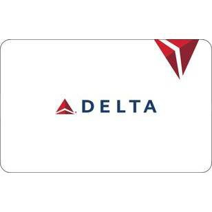 Delta Air lines Gift Card (Email Delivery)