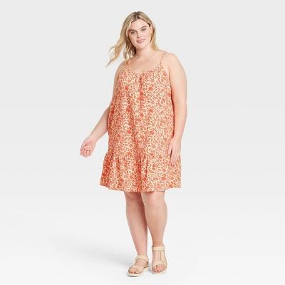Women's Sleeveless Sundress - Universal Thread™ Floral