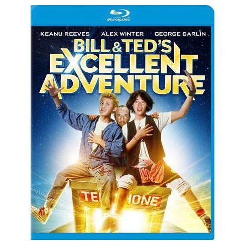 Bill & Ted's Excellent Adventure (Blu-ray) - image 1 of 1