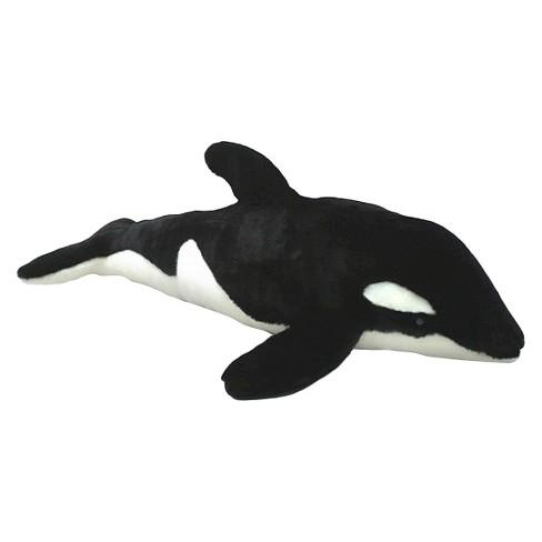 Hansa Orca Plush Animal