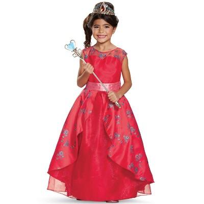 Elena of Avalor Elena Ball Gown Prestige Toddler/Child Costume