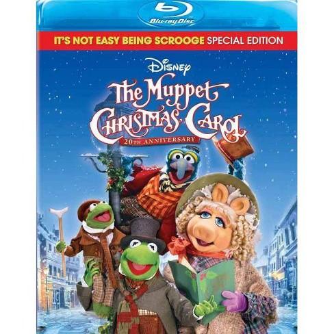 The Muppet Christmas Carol.The Muppet Christmas Carol Blu Ray