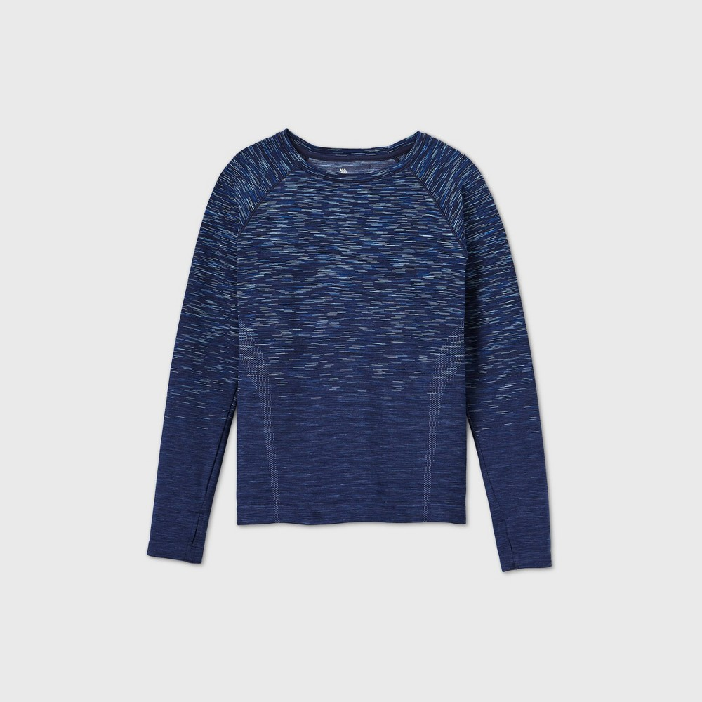 Reviews Girls' Seamless Long Sleeve T-Shirt - All in Motion™