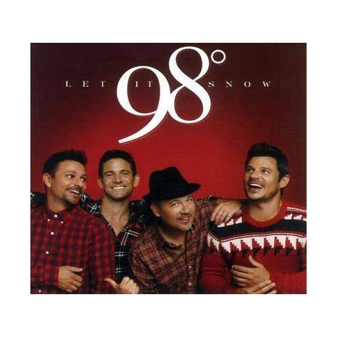 98 Degrees - Let It Snow (CD) - image 1 of 1