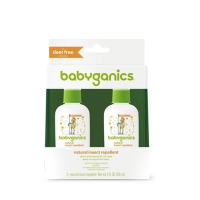 Babyganics 2pk 2oz Bug Spray