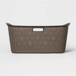 Y-Weave Laundry Basket River Birch - Room Essentials™