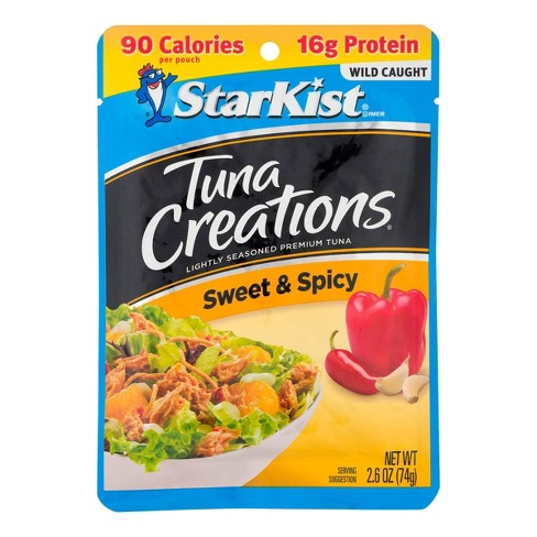 StarKist Tuna Creations® Sweet & Spicy Pouch - 2.6 oz - image 1 of 4