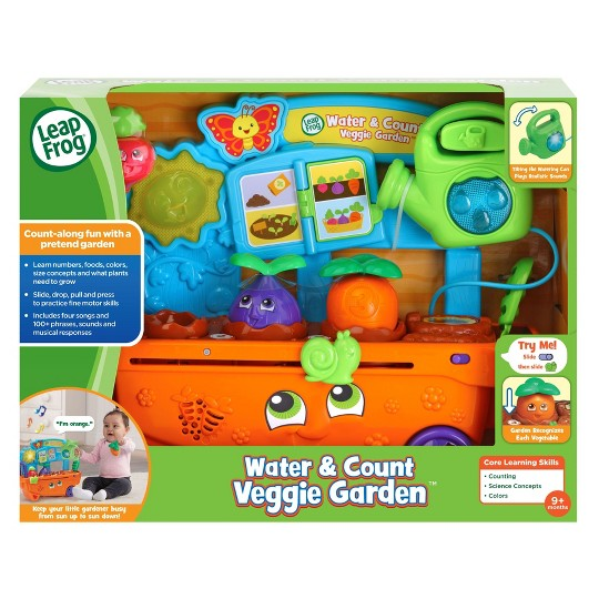 LeapFrog Water and Count Veggie Garden image number null