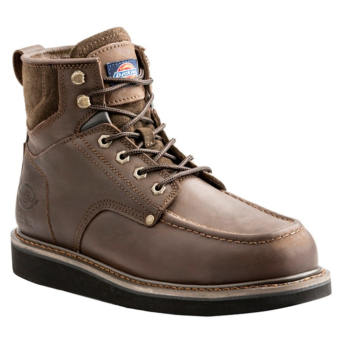 Men's Dickies® Outpost Work Boots - Brown - image 1 of 3