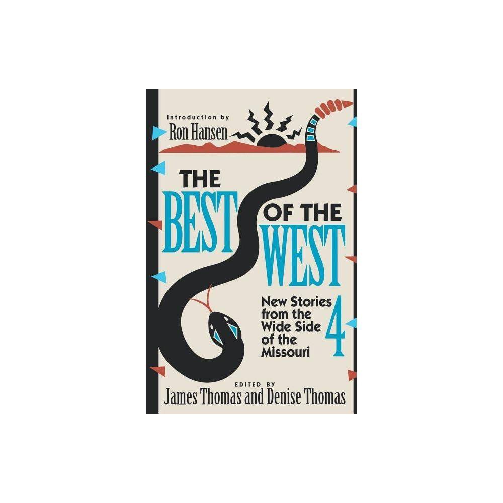 The Best Of The West 4 By James Thomas Denise Thomas Paperback