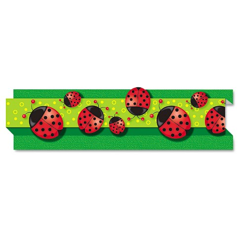 "Carson-Dellosa Publishing Pop-It Border, Apple, 3"" x 24', 8 Strips/Pack - image 1 of 1"