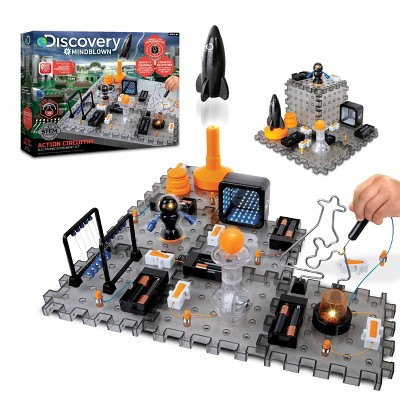 Discovery Kids Toy Circuitry Action Experiment Science Kit Set