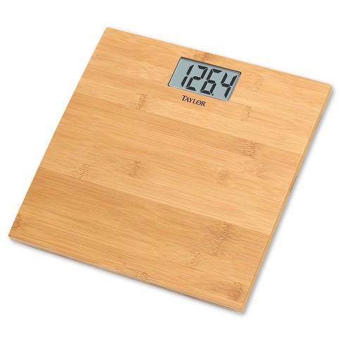 Personal Digital Bamboo Scale Tan - Taylor : Target