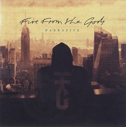 Fire from the gods - Narrative (CD) - image 1 of 1