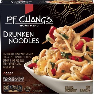 P.F. Chang's Frozen Drunken Noodles - 10.25oz