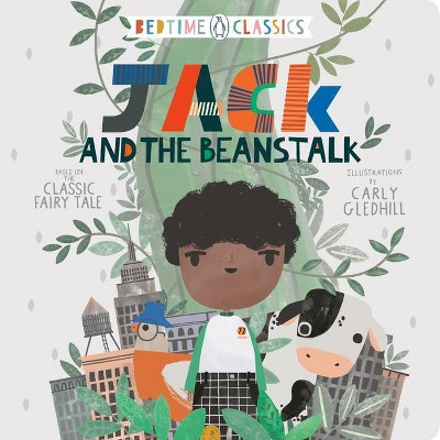 Jack and the Beanstalk - (Penguin Bedtime Classics)(Board Book)