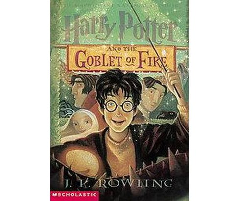Harry Potter and the Goblet of Fire by J. K. Rowling - image 1 of 1