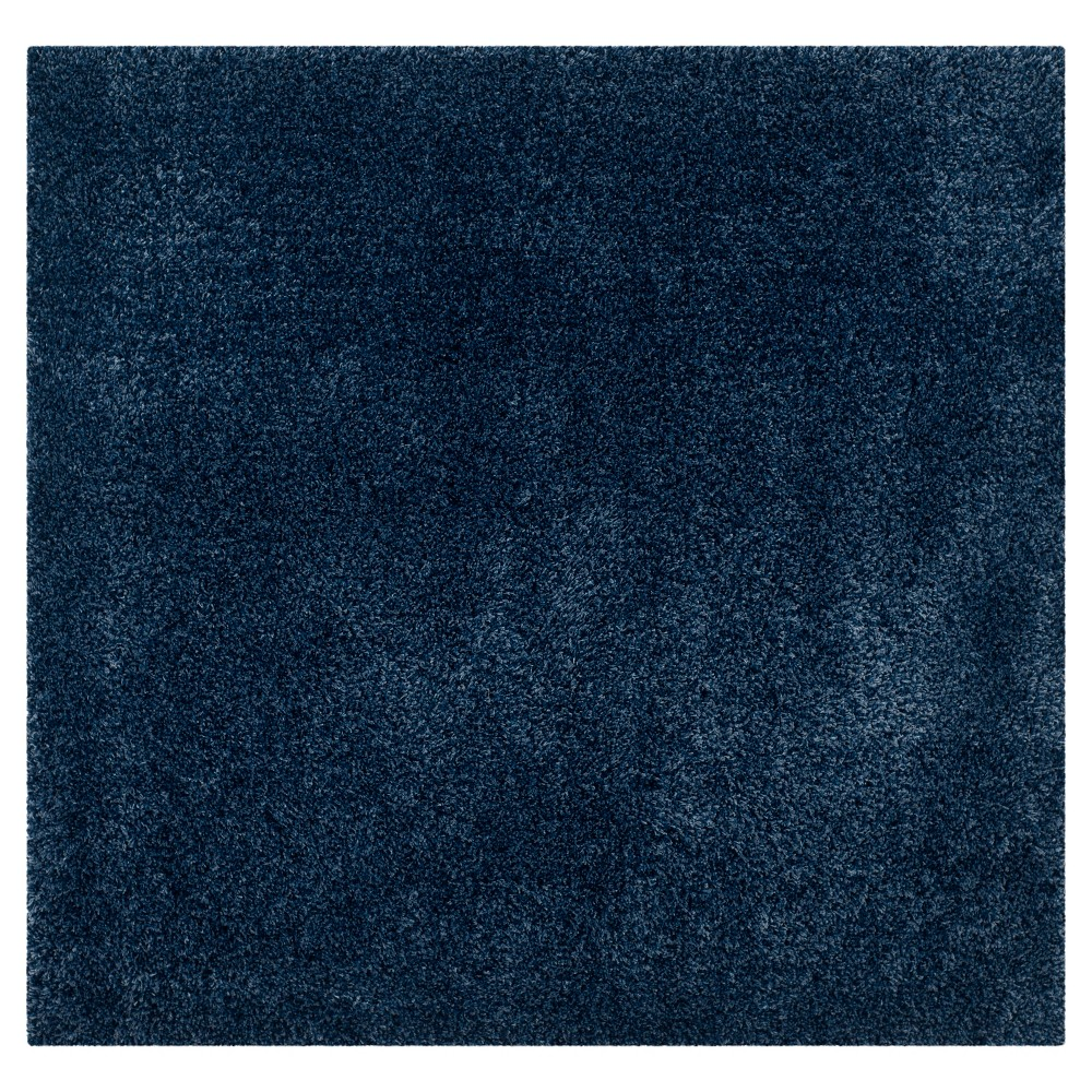 Quincy Rug - Navy (Blue) (6'7