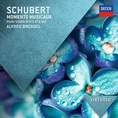 Alfred Brendel - VIRTUOSO: Schubert Moments Musicaux-Piano Sonata In B flat major, D960 (CD)