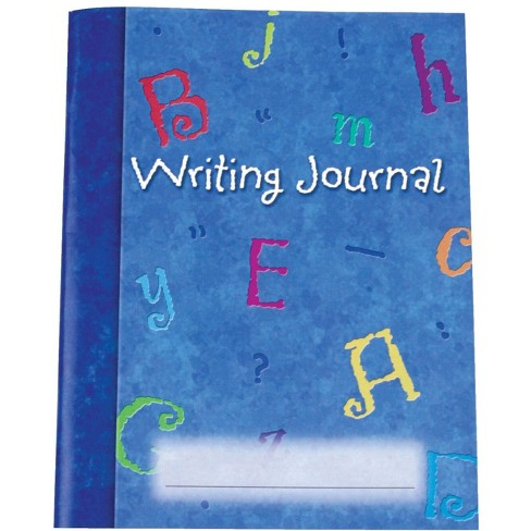 Learning Resources Writing Journals, 7 x 9 Inches, 64 Pages, set of 10