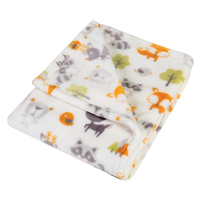 Trend Lab® Plush Forest Pals Baby Blanket