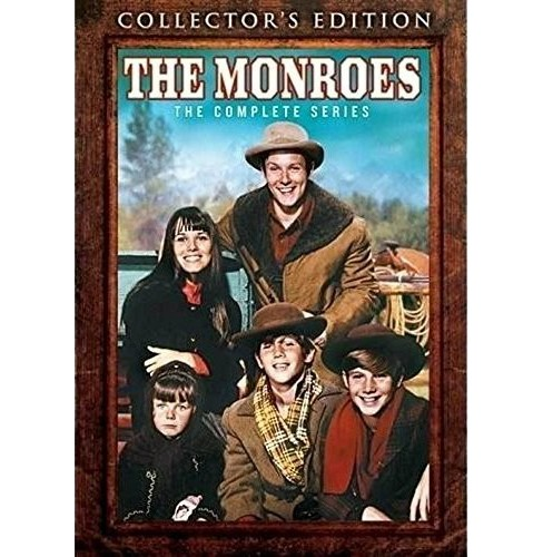 Monroes:Complete Series (DVD) - image 1 of 1