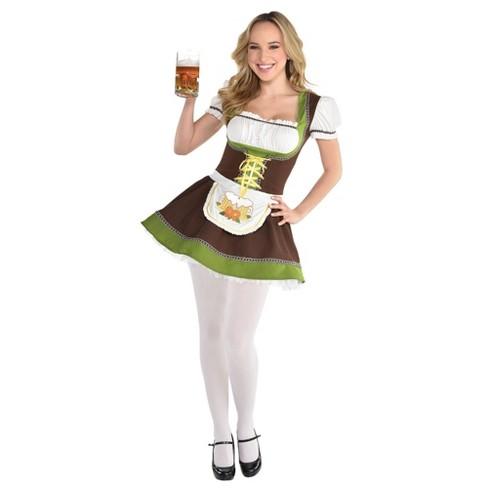 Adult Oktoberfest Dress Halloween Costume - image 1 of 1
