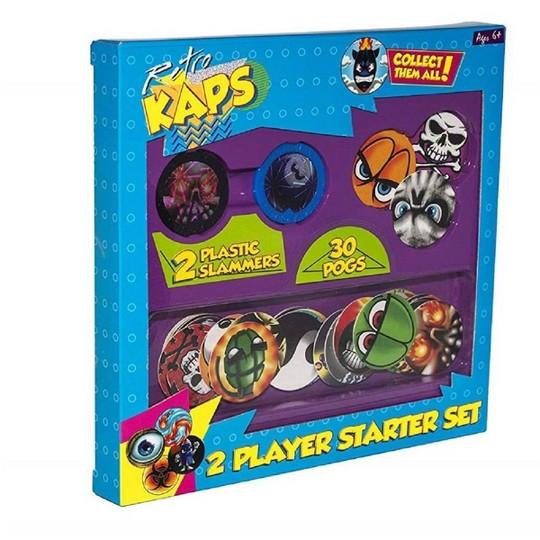 Retro KAPS 2 Player Starter Set, Kids Unisex image number null