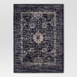 Vintage Distressed Rug - Threshold™