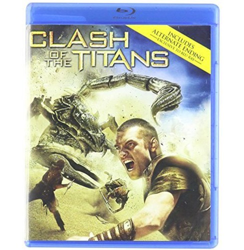 Clash of the titans (Blu-ray) - image 1 of 1
