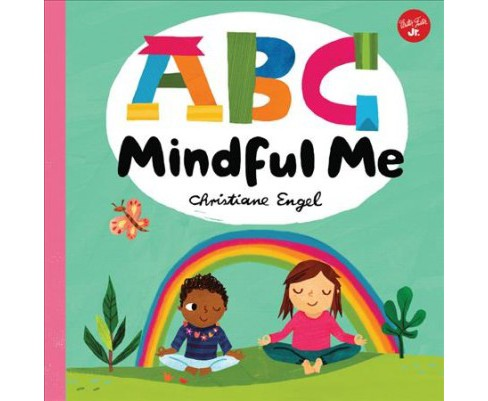ABC Mindful Me -  (ABC for Me) by Christiane Engel (Hardcover) - image 1 of 1