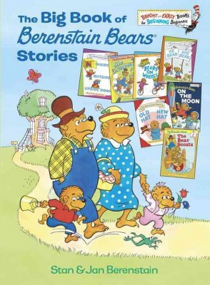 Big Book of Berenstain Bears Stories (Hardcover)(Stan Berenstain & Jan Berenstain)